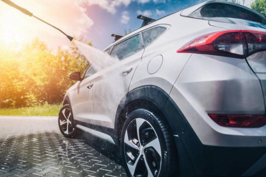 Ile kosztuje myjnia samochodowa samoobsługowa?